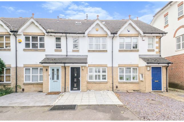 4 bed terraced house for sale in Tunnel Avenue, London SE10