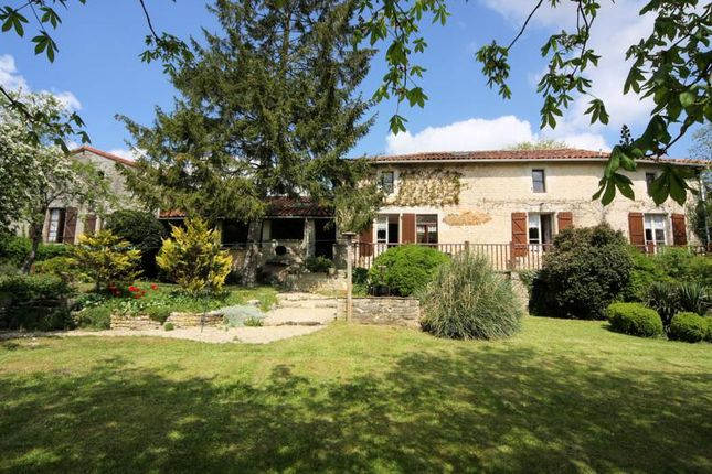 Thumbnail Property for sale in Salles De Villefagnan, Poitou-Charentes, France