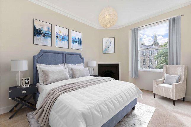 Bedroom of St Leonards Street, Newington, Edinburgh EH8