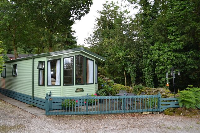 Thumbnail Mobile/park home for sale in Birks Road, Windermere