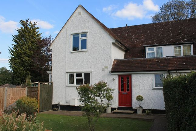 Thumbnail Semi-detached house for sale in West View, Letchworth, Herts