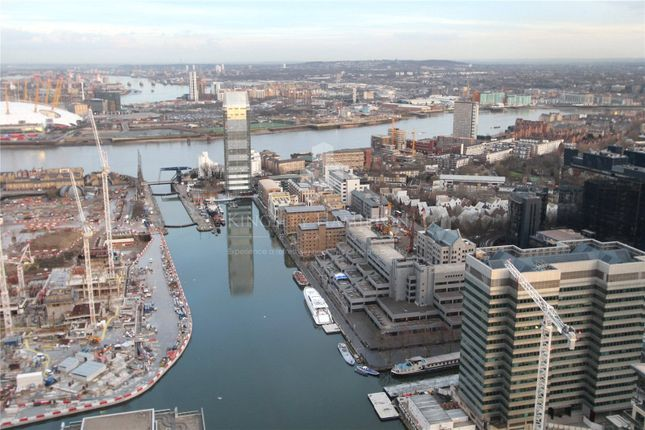 Thumbnail Property for sale in The Madison, 223 Marsh Wall, London