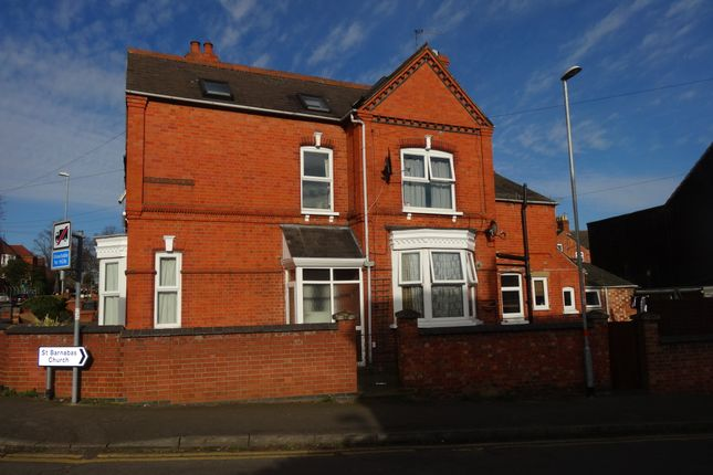 Thumbnail End terrace house for sale in College Street, Wellingborough