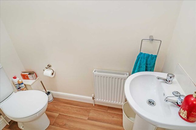 Downstairs WC of Wesley Road, Cherry Willingham, Lincoln LN3