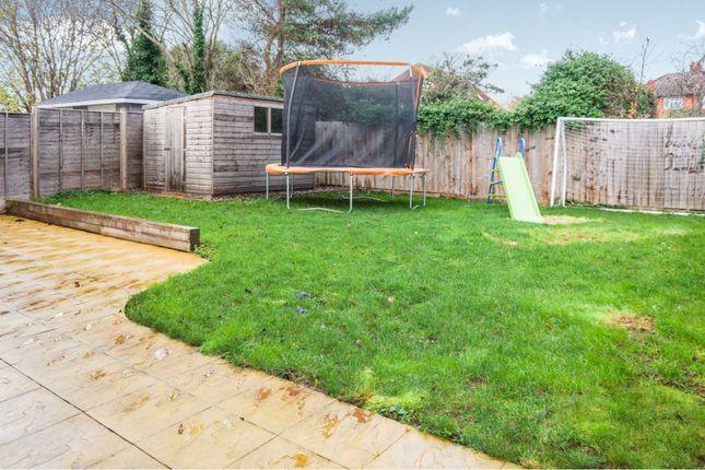 Garden of Aginhills Drive, Taunton TA2