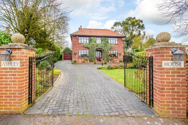 Thumbnail Detached house for sale in Main Road, Swardeston, Norwich