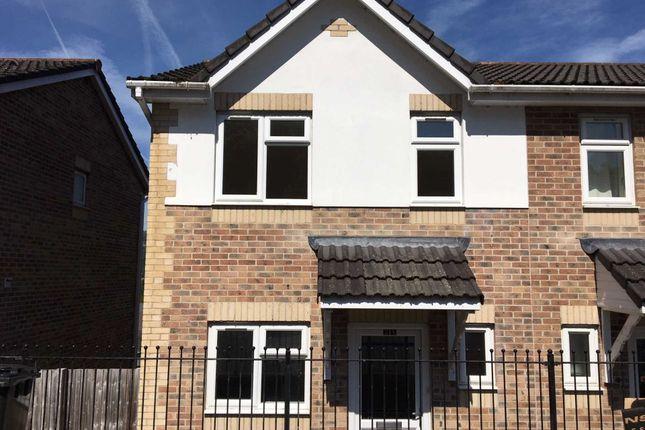Thumbnail Terraced house to rent in Bryn Morgrug, Alltwen, Pontardawe, Swansea