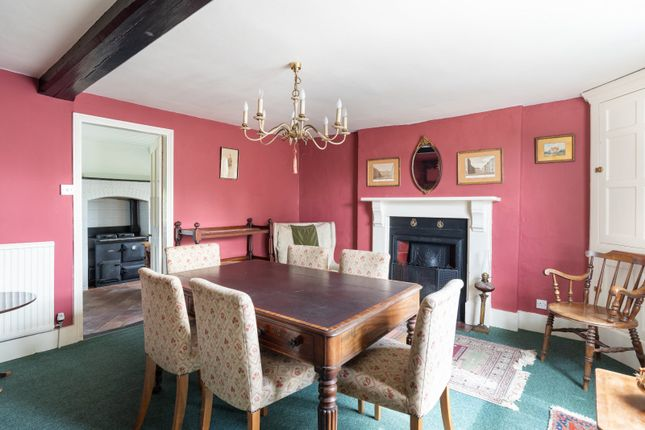 Dining Room of The Street, Molash, Canterbury, Kent CT4