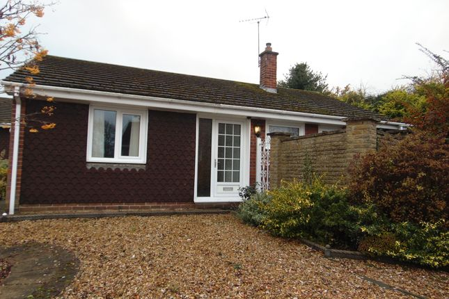Thumbnail Detached bungalow to rent in St. Michaels Square, Bramcote, Nottingham