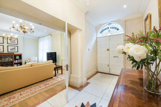 5 bed flat for sale in Montagu Mansions, Marylebone