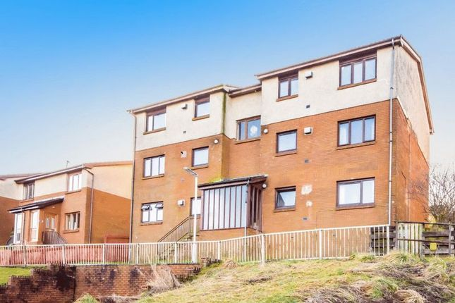 Thumbnail Flat for sale in Tulloch Court, Cowdenbeath