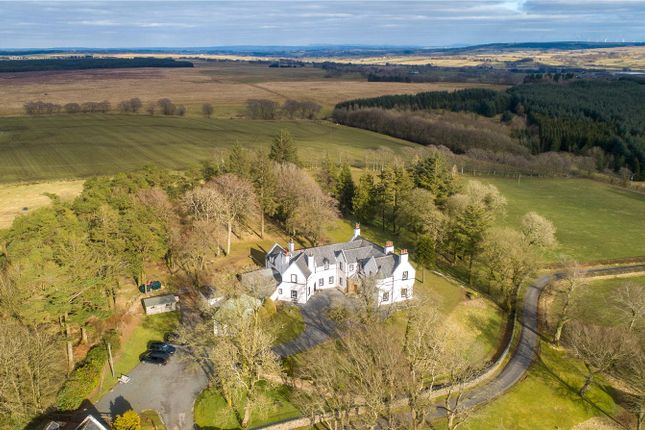 Thumbnail Detached house for sale in Stobieside House, Strathaven, Lanarkshire