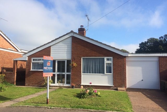 3 bed bungalow for sale in Mount View, Feniton, Honiton