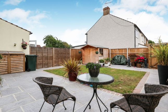 Thumbnail Semi-detached house for sale in Lilliput Road, Romford
