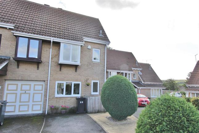 Thumbnail Town house for sale in Westminster Close, Lodge Moor, Sheffield