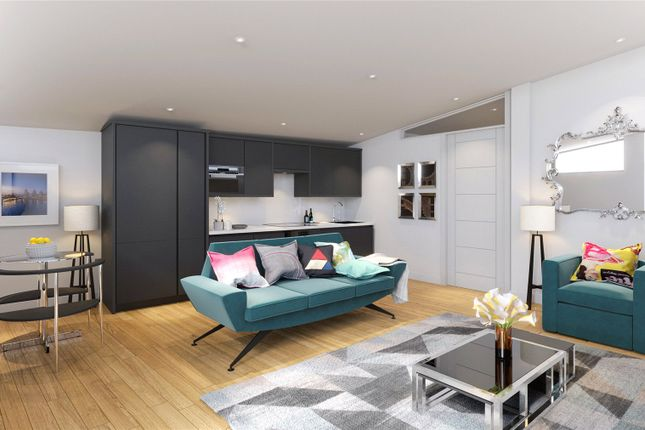 1 bed flat for sale in Old Station Approach, Winchester SO23