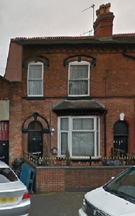Thumbnail Flat to rent in Whateley Road, Handsworth