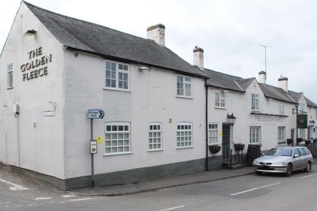 Thumbnail Pub/bar for sale in Main Street, South Croxton, Leicester