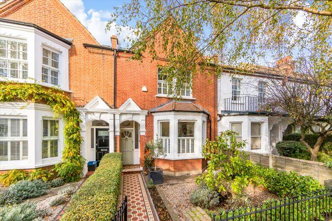 Thumbnail Terraced house for sale in Sidney Road, Twickenham