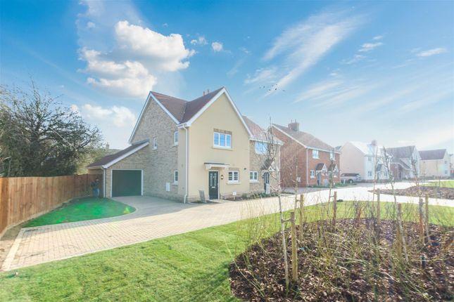 Thumbnail Semi-detached house for sale in Orchid, Plot 10, Latchingdon Park, Latchingdon, Essex