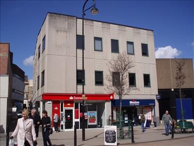 Office to let in 25 Burlington Arcade, Barnsley, South Yorkshire