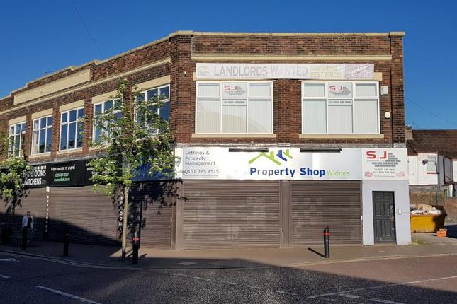 Thumbnail Retail premises for sale in Widnes Road, Widnes