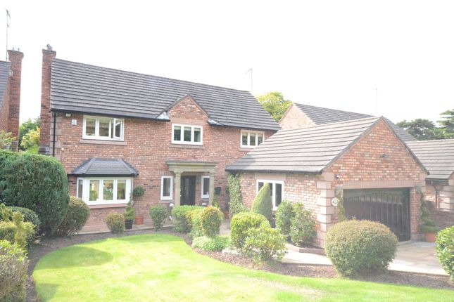 Thumbnail Detached house for sale in Maryton Grange, Calderstones, Liverpool