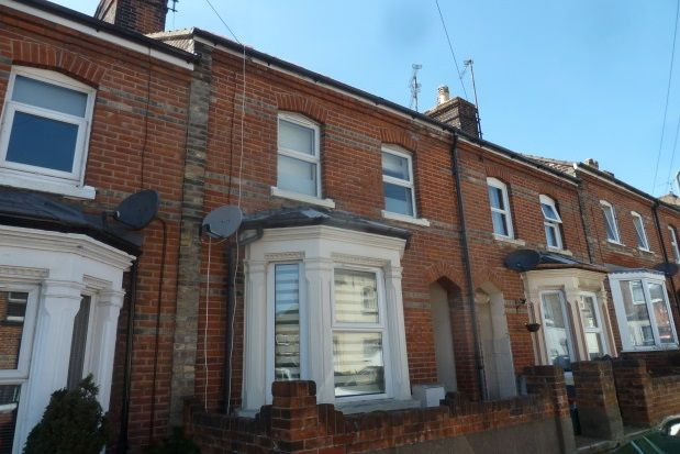 2 bed terraced house to rent in Tyler Street, Harwich