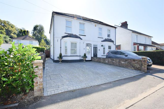 Thumbnail Property for sale in Abbots Road, Abbots Langley, Watford