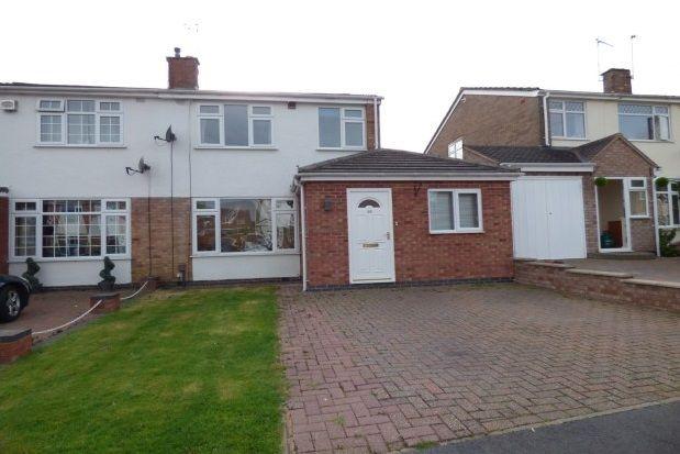 Thumbnail Property to rent in Morse Road, Whitnash, Leamington Spa