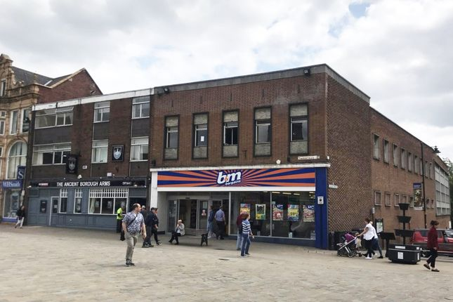 Thumbnail Retail premises for sale in Market Place, Pontefract