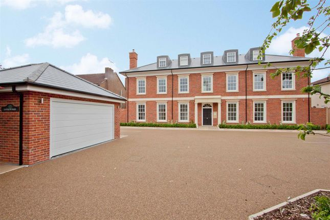 Thumbnail Flat for sale in Longwood Court, The Drive, Ickenham