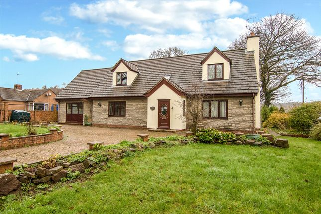 Thumbnail Detached house for sale in Brierley, Drybrook, Gloucestershire