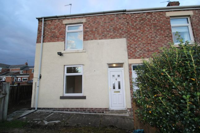 2 bed end terrace house for sale in South View, High Hold, Pelton, Chester Le Street DH2