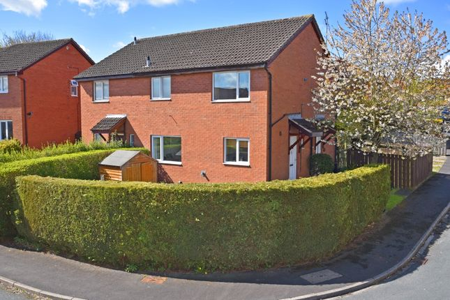 1 bed semi-detached house for sale in Pennywort Grove, Harrogate HG3