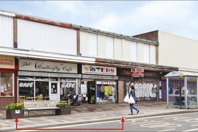 Thumbnail Retail premises for sale in Doncaster Road, Rotherham