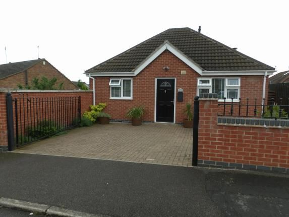 Thumbnail Bungalow for sale in Alexandra Street, Thurmaston, Leicester, Leicestershire
