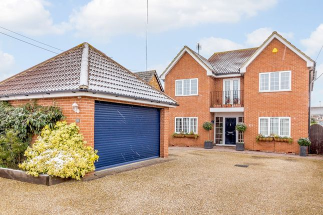 Thumbnail Detached house for sale in Hullbridge Road, South Woodham Ferrers, Essex