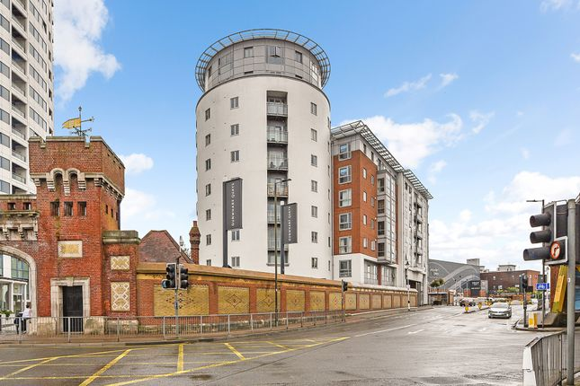 Studio for sale in Gunwharf Quays, Portsmouth PO1