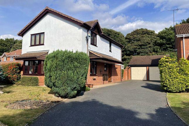 Thumbnail Detached house for sale in Castle Hills Drive, Castle Bromwich, Birmingham