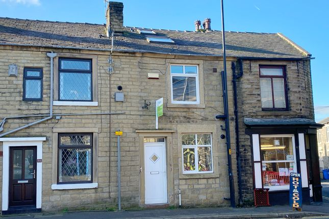 Thumbnail Terraced house to rent in Newhey Road, Rochdale