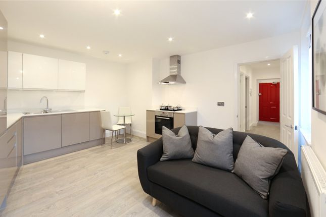 Thumbnail Flat to rent in The Old Fire Station, Sunbury Street, London