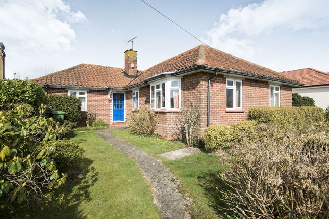 Thumbnail Detached bungalow for sale in Harley Shute Road, St. Leonards-On-Sea