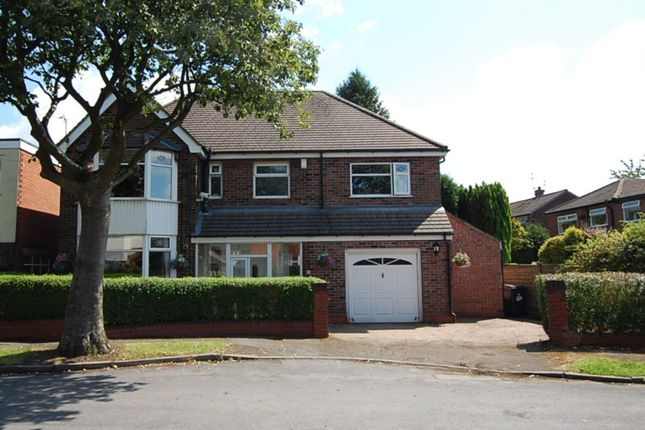 Thumbnail Detached house for sale in Woodlands Road, Ashton-Under-Lyne