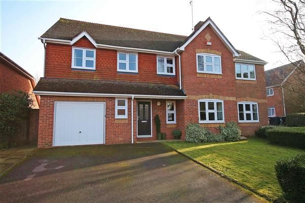 Thumbnail Detached house for sale in Maryland Grove, Canterbury