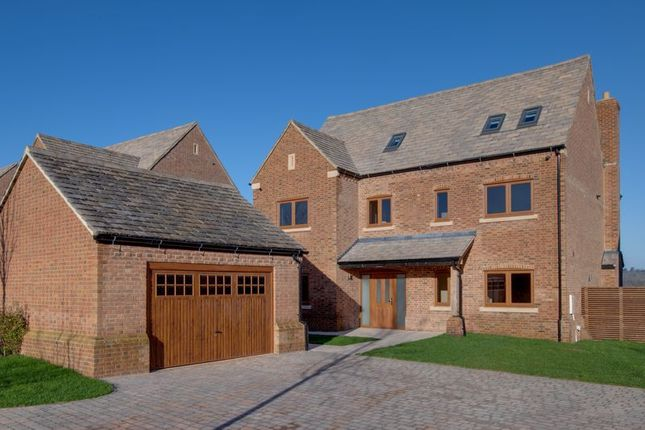 Thumbnail Detached house for sale in Seven Acres, Main Road, Minsterworth, Gloucester