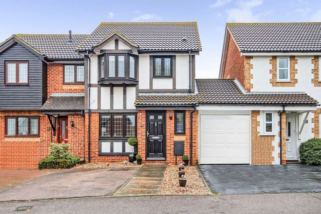 Thumbnail Semi-detached house for sale in Jarvis Way, Harold Wood, Romford