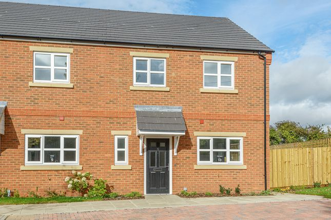 Thumbnail Semi-detached house for sale in Westoning Road, Harlington, Dunstable