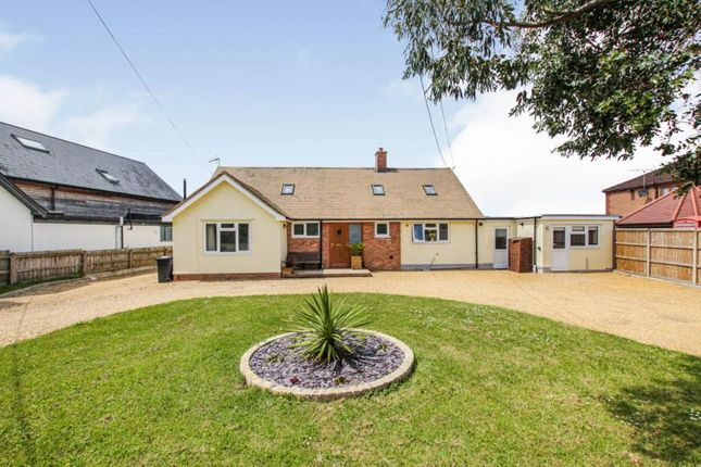 Thumbnail Detached house for sale in Chettisham, Ely, Cambridgeshire