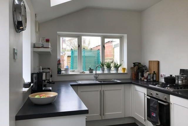 Thumbnail Terraced house to rent in Railway Terrace, Penarth